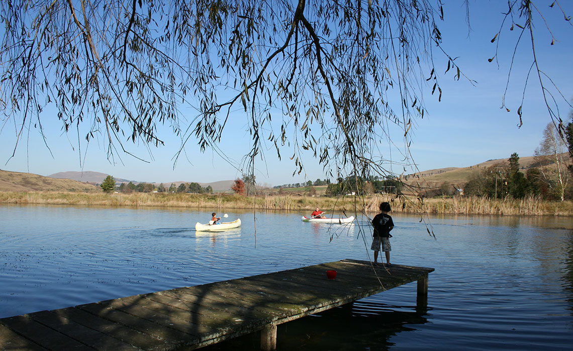 fishing in Natal midlands